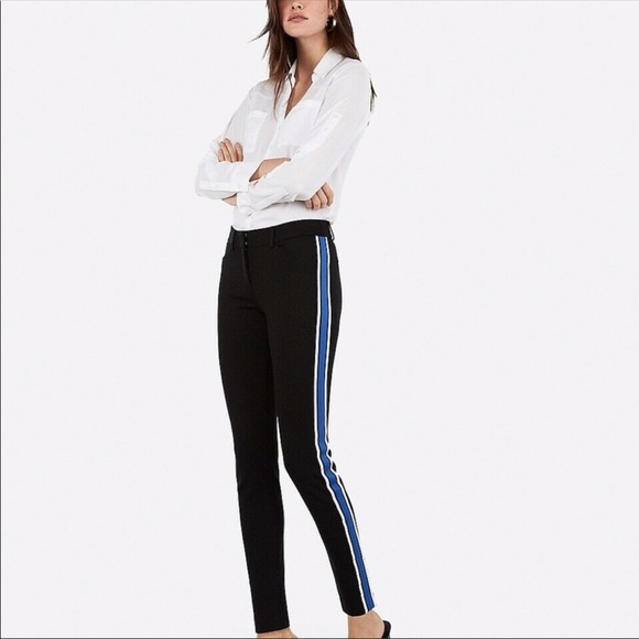 NWT Express Women's Mid Rise Stretch Pant